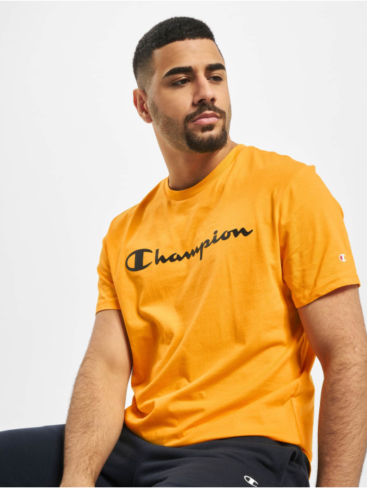 Champion T-skjorter Legacy gull