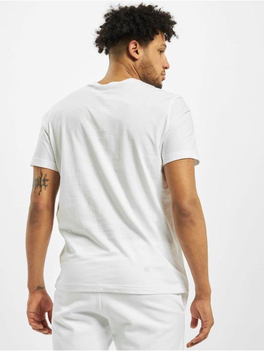 Champion T-skjorter C-Logo hvit