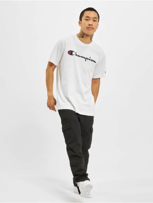 Champion T-skjorter Classic hvit