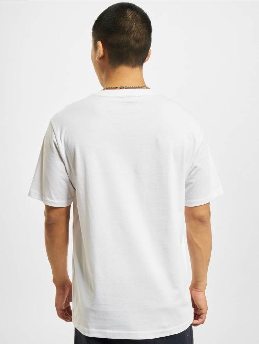 Champion T-skjorter Logo hvit