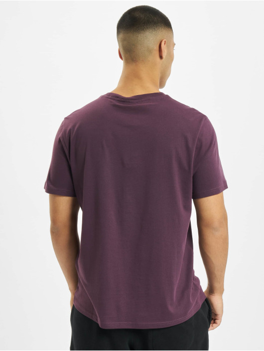 Champion T-skjorter Legacy lilla