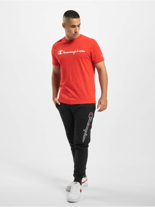 Champion T-skjorter Legacy red