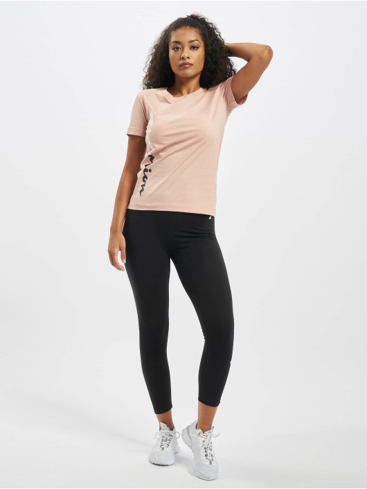 Champion T-skjorter Legacy rosa