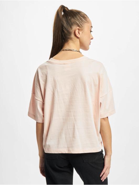 Champion T-skjorter Oversize rosa