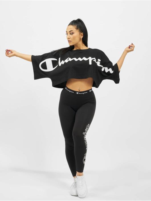 Champion T-skjorter Legacy svart