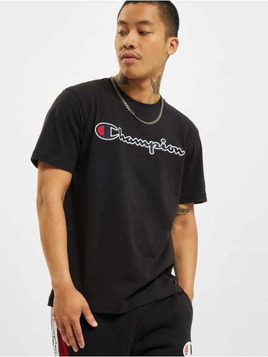 Champion T-skjorter Classic svart