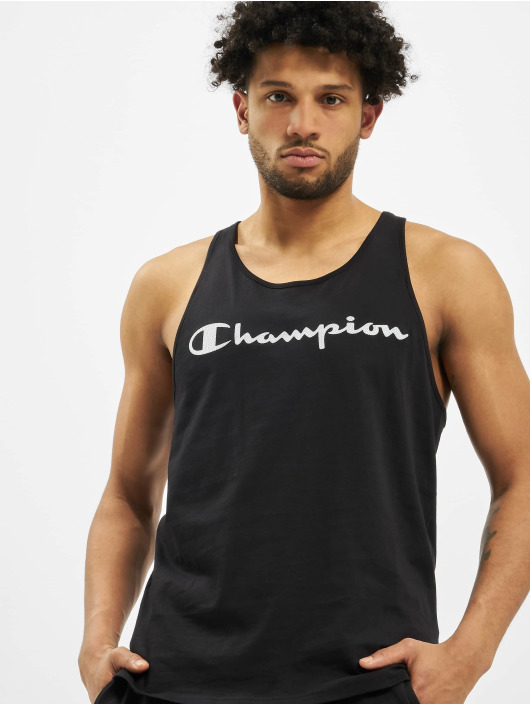 Champion Tank Tops Legacy èierna