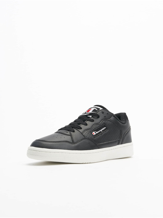 Champion Tennarit Legacy Low Cut Cleveland musta