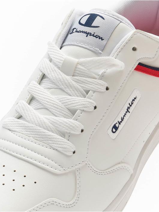 Champion Tennarit Legacy Low Cut New Court valkoinen