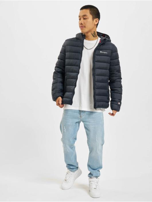 Champion Transitional Jackets Hooded blå