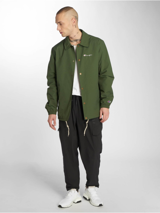Champion Transitional Jackets Coach grøn