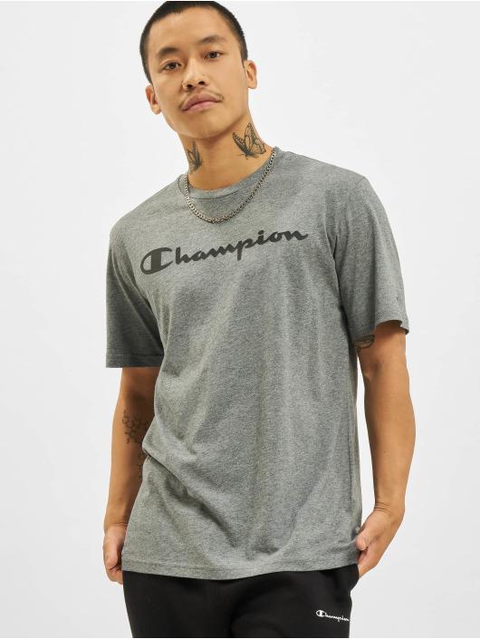 Champion Tričká Logo šedá