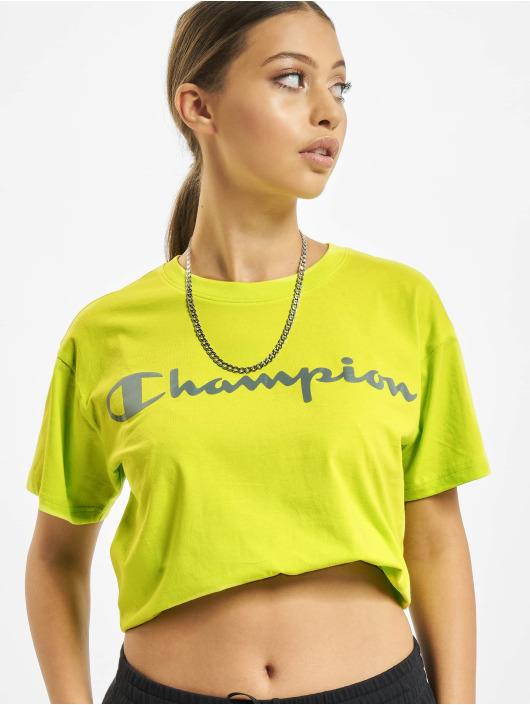 Champion Tričká Legacy žltá