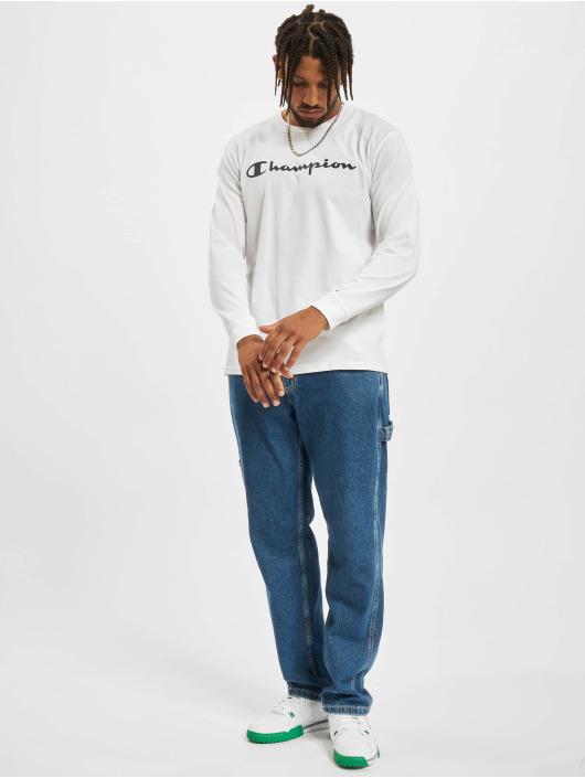 Champion Tričká dlhý rukáv Legacy biela
