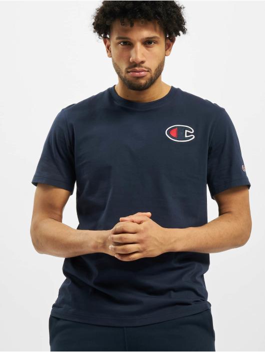 Champion Tričká C-Logo modrá
