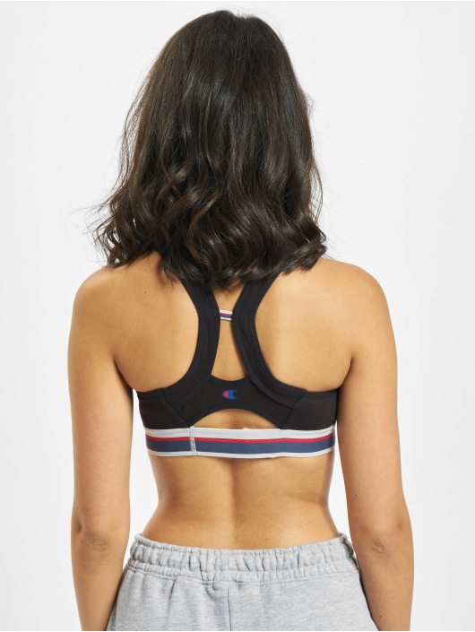 Champion Underwear Нижнее бельё Crop Top Authe черный