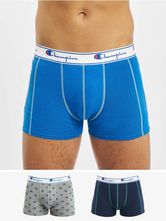 Champion Underwear Boksershorts X3 Mix mangefarvet