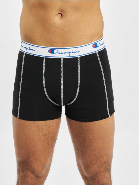 Champion Underwear Boksershorts X2 svart