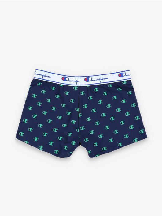 Champion Underwear Boxer X2 Mix bleu