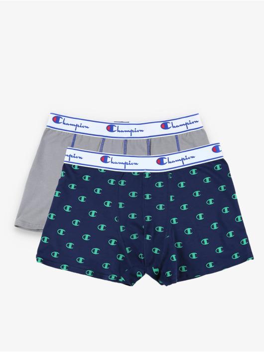 Champion Underwear Boxer X2 Mix blu