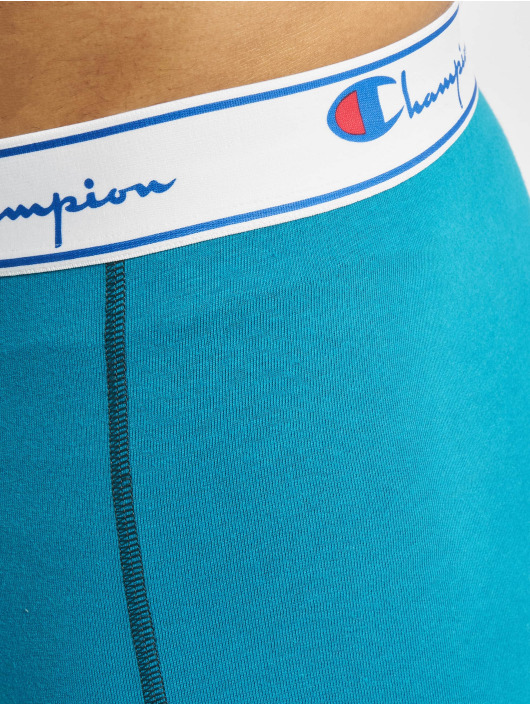 Champion Underwear Boxer Short X2 2-Pack blue
