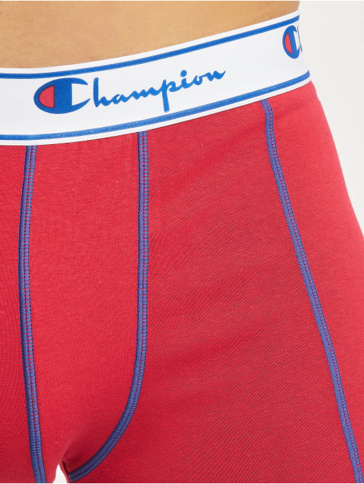 Champion Underwear Boxer Short X2 2er-Pack Mix red