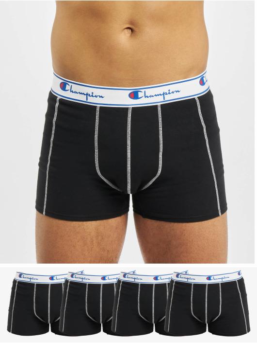 Champion Underwear Boxerky X5 5-Pack èierna