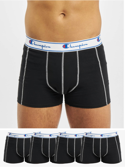 Champion Underwear Boxerky X5 5-Pack čern