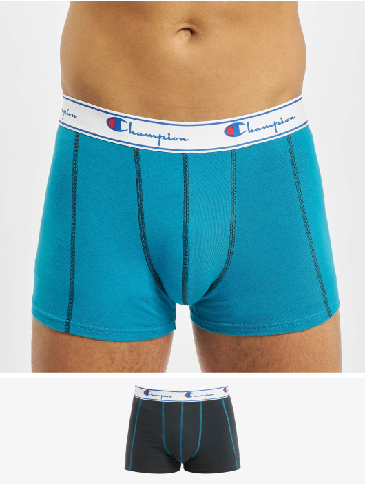 Champion Underwear Boxershorts X2 2-Pack blau