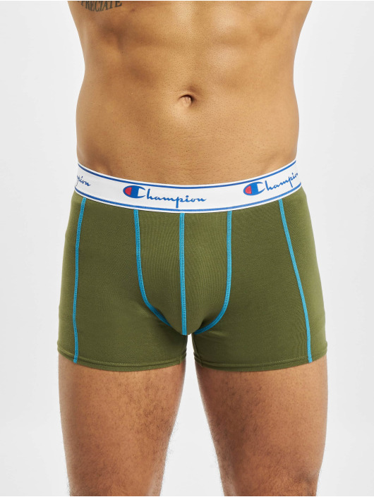 Champion Underwear Boxershorts X2 schwarz