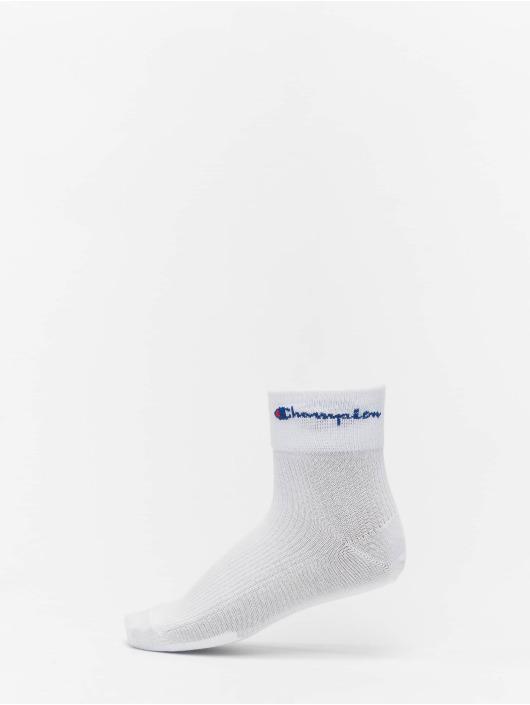 Champion Underwear Calzino Y0abv X1 Ankle Roch. bianco