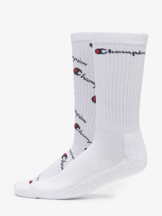 Champion Underwear Chaussettes Y0ab7 X2 blanc