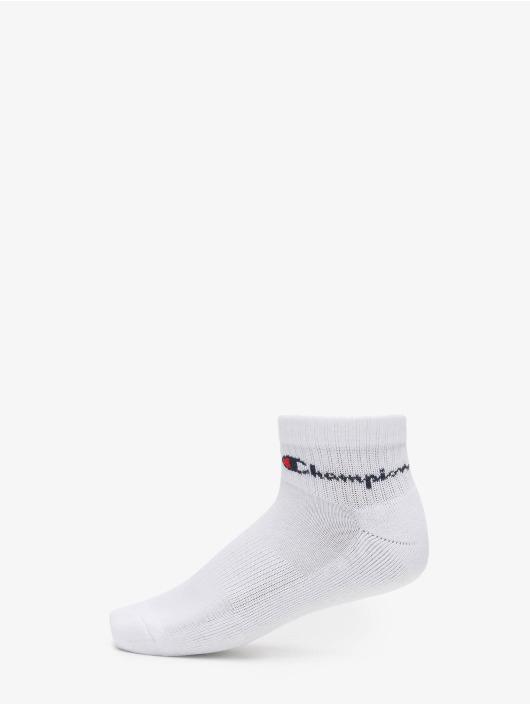 Champion Underwear Chaussettes Y0abc X2 Ankle Fashi blanc