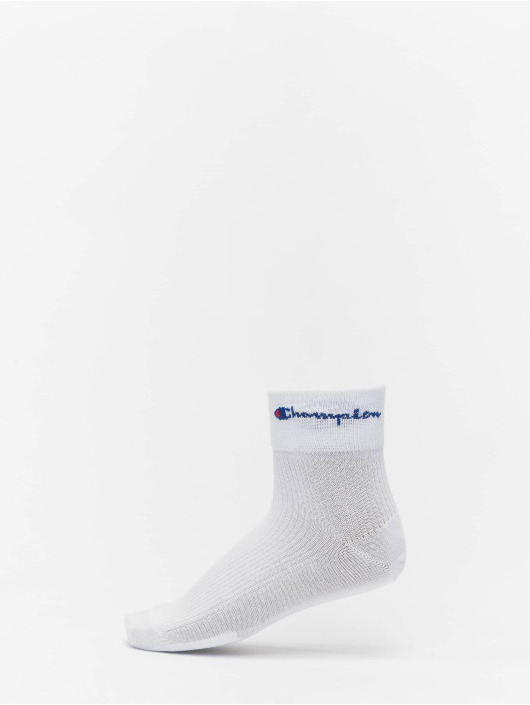 Champion Underwear Chaussettes Y0abv X1 Ankle Roch. blanc