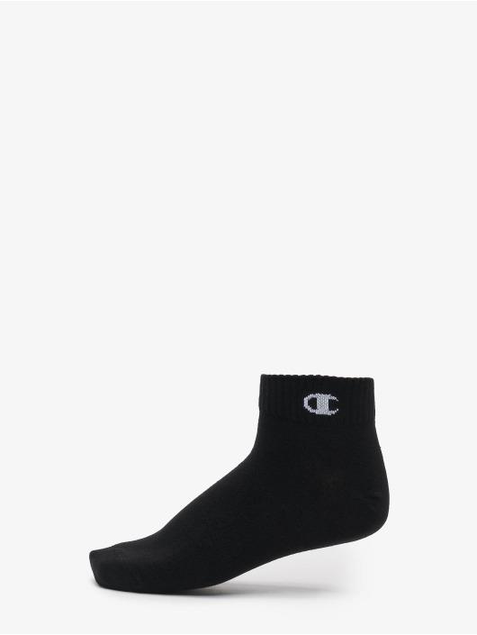 Champion Underwear Chaussettes Y08qh X6 Ankle noir