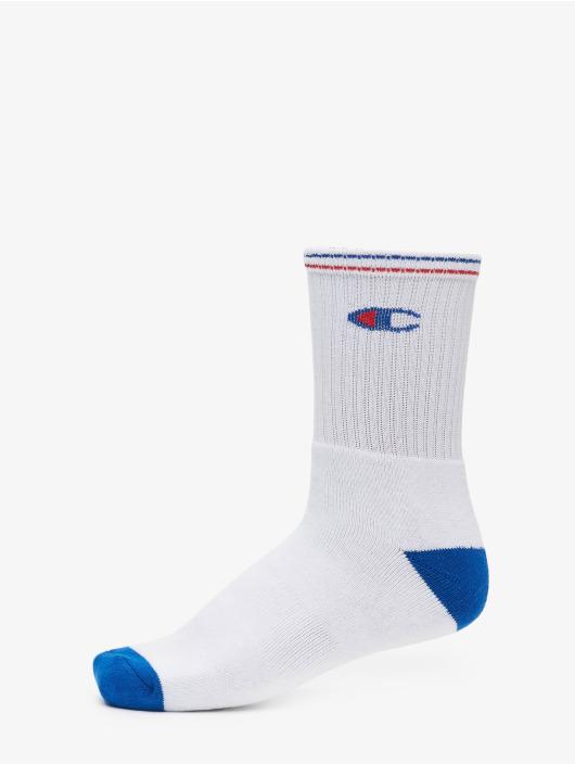 Champion Underwear Ponožky Y0829 X3 Crew bílý