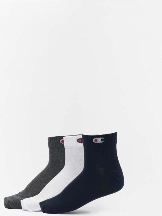 Champion Underwear Skarpetki Y08qh X3 3-Pack szary