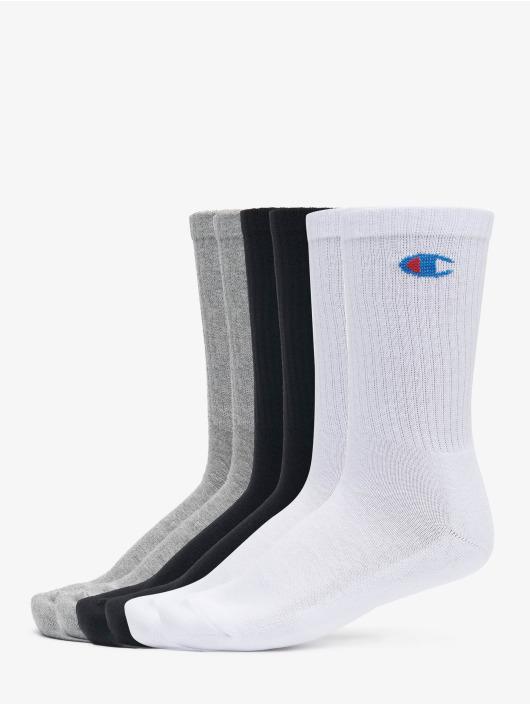 Champion Underwear Socks Y08qg X6 Crew 6er-Pack gray