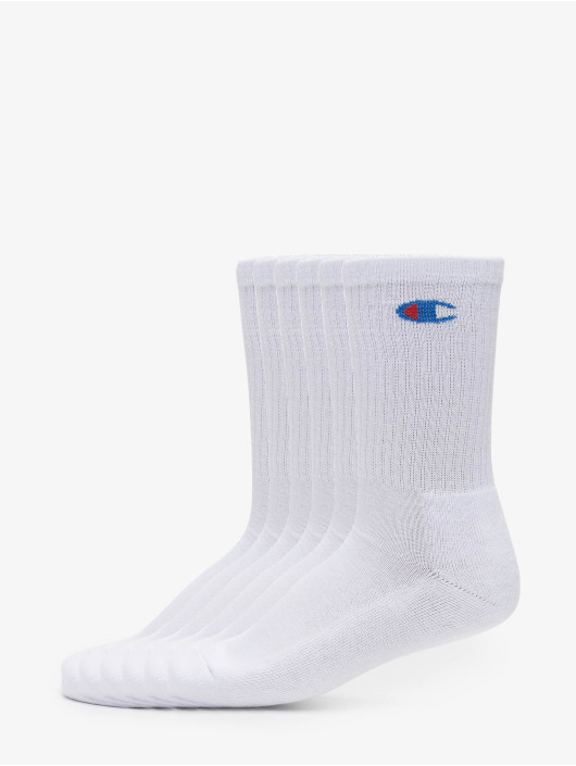 Champion Underwear Socks Y08qg X6 Crew white