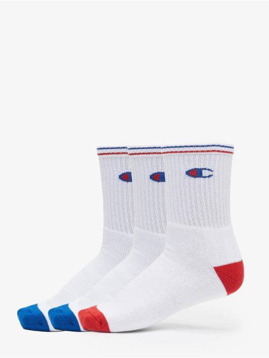 Champion Underwear Socks Y0829 X3 Crew 3-Pack white