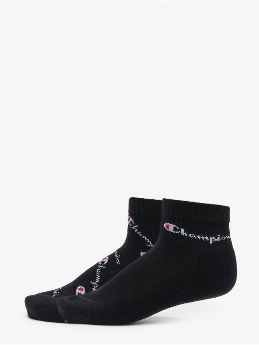 Champion Underwear Strumpor Y0abc X2 Ankle Fashi svart