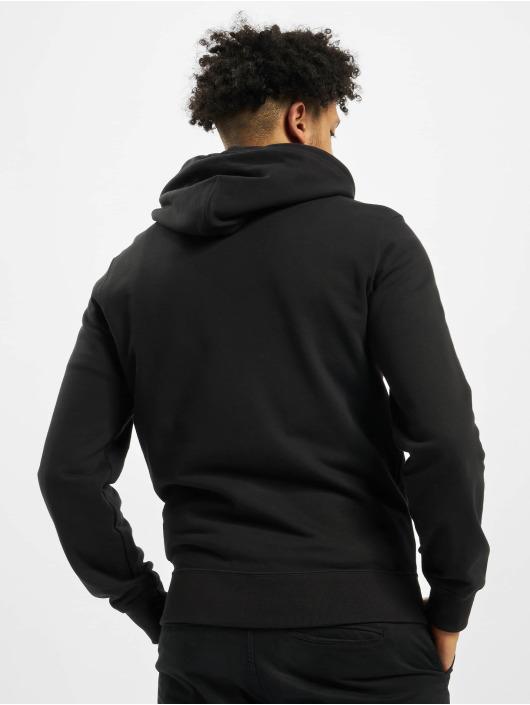 Champion Zip Hoodie C-Logo black