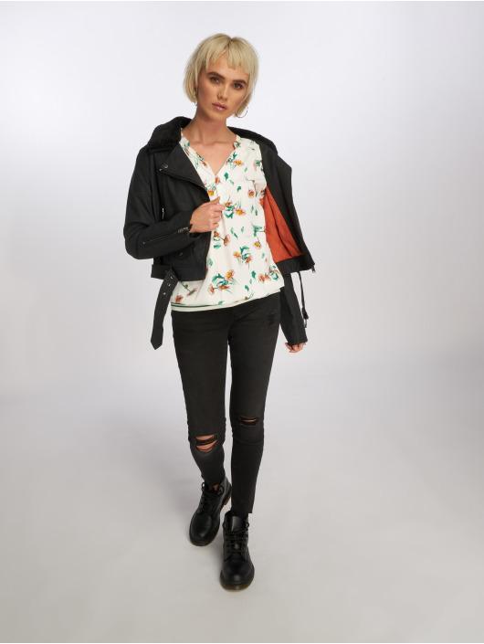 Charming Girl Blouse/Tunic Kelly white