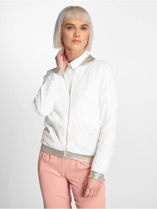Charming Girl Bomber Ted beige