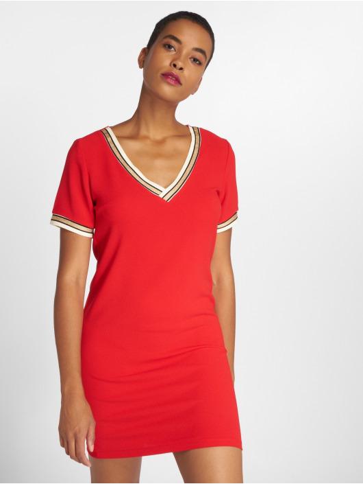 Charming Girl Kleid Tac rot