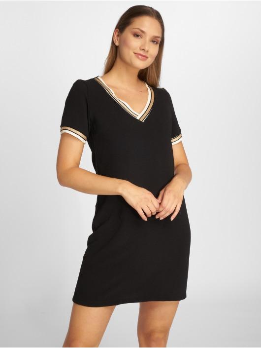 Charming Girl Kleid Tac schwarz