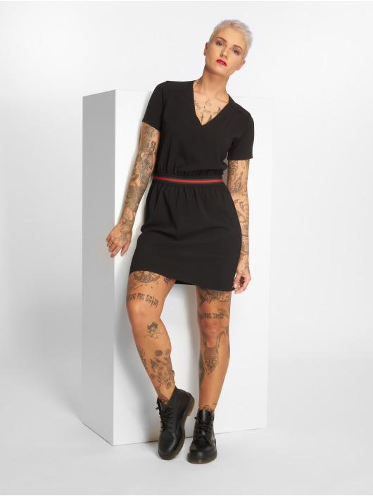 Charming Girl Kleid Urban schwarz
