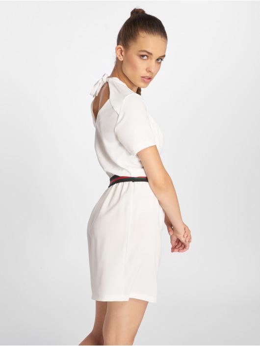 Charming Girl Kleid Urban weiß