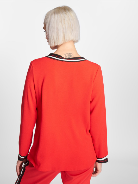 Charming Girl Longsleeve Raz red