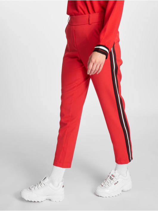 Charming Girl Pantalon chino Kevin rouge